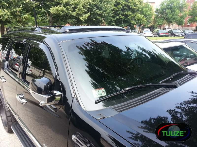 CAR TINTING NAJ