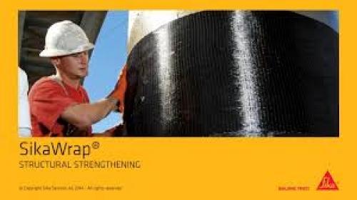 External Structural Strengthening Carbon Fibre Fab