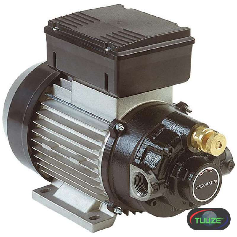 High Performance Electric Oil Pumps