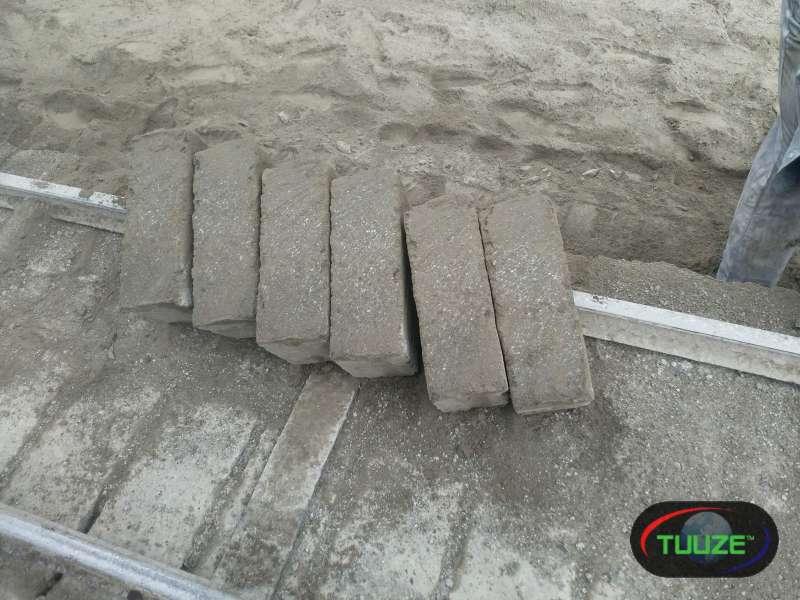 Machine cut stones ndarugo