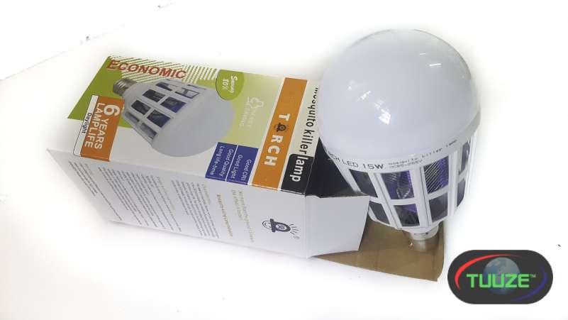 Mosquito killer lead bulb