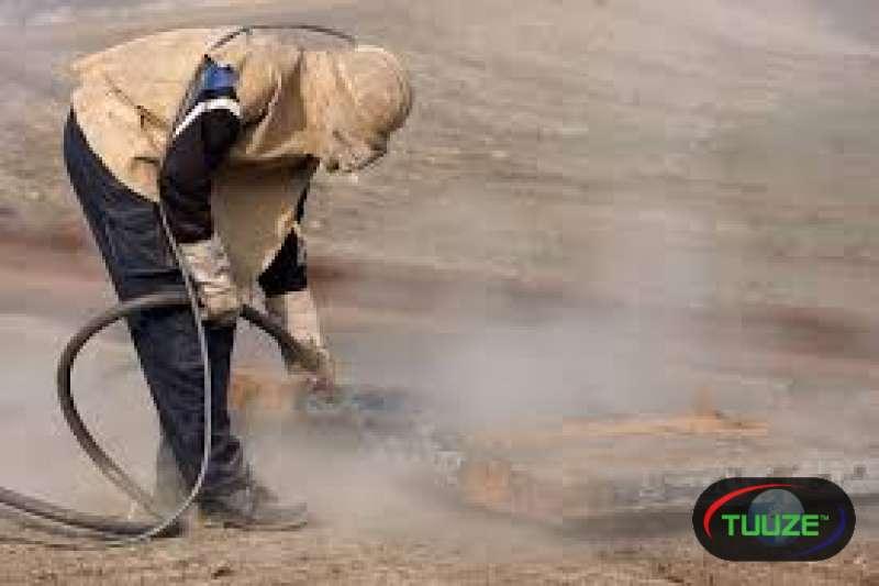 Sandblasting services in kenya
