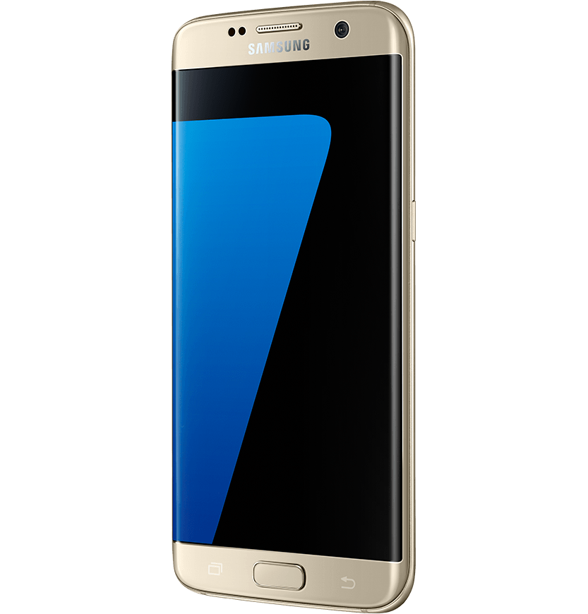 Samsung galaxy s7 edge very new